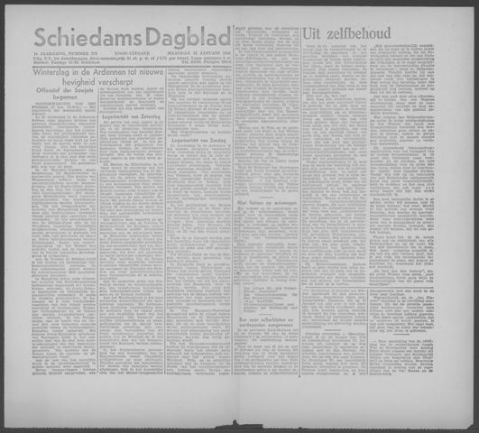 Schiedamsch Dagblad 1945-01-15