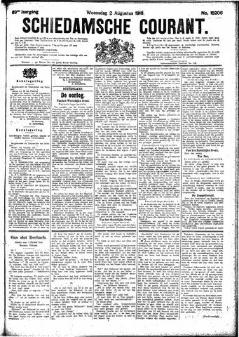 Schiedamsche Courant 1916-08-02