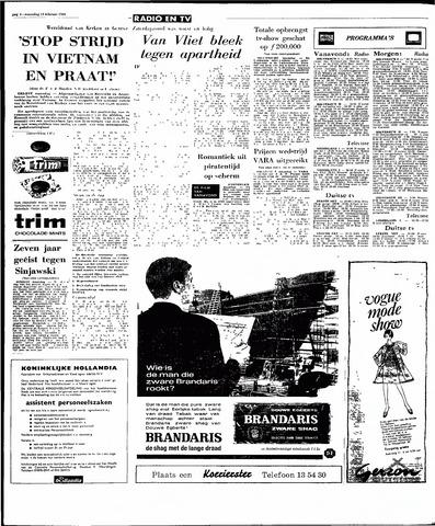 Rotterdamsch Parool / De Schiedammer 1966-02-14