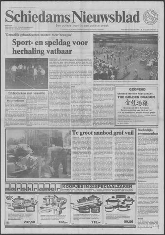 Schiedams Nieuwsblad 1980-06-18