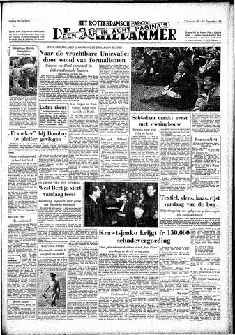Rotterdamsch Parool / De Schiedammer 1949-12-31