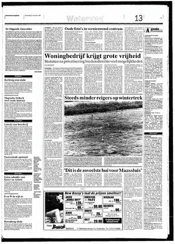 Rotterdamsch Nieuwsblad / Schiedamsche Courant / Rotterdams Dagblad / Waterweg / Algemeen Dagblad 1993-11-25