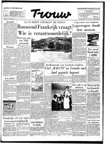 Trouw / De Rotterdammer 1959-12-04