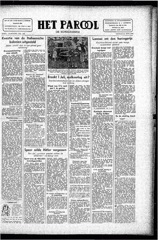 Rotterdamsch Parool / De Schiedammer 1946-06-21