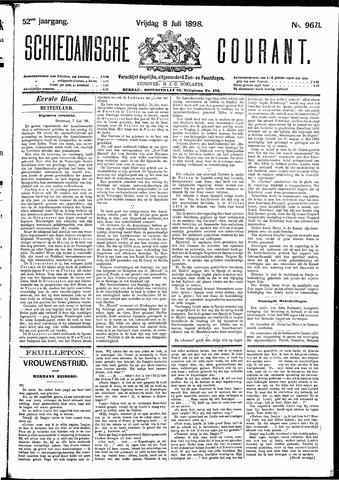 Schiedamsche Courant 1898-07-08