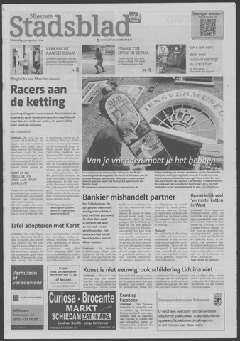 Het Nieuwe Stadsblad 2014-08-13