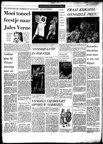 Rotterdamsch Parool / De Schiedammer 1967