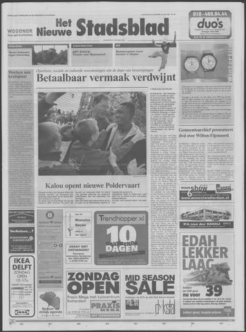 Het Nieuwe Stadsblad 2004-10-27
