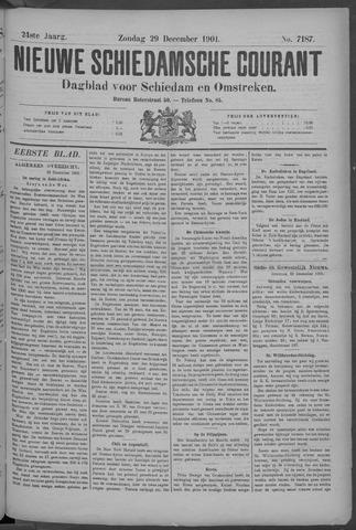 Nieuwe Schiedamsche Courant 1901-12-29