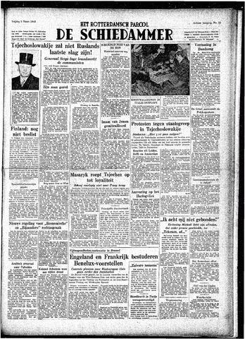 Rotterdamsch Parool / De Schiedammer 1948-03-05