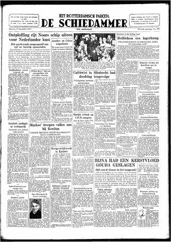 Rotterdamsch Parool / De Schiedammer 1947-12-27