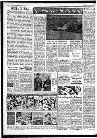 Rotterdamsch Parool / De Schiedammer 1957-01-17
