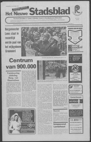 Het Nieuwe Stadsblad 1974-10-16