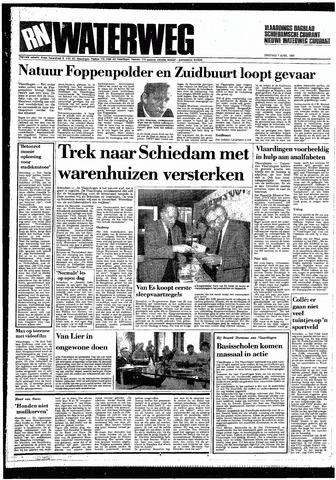 Rotterdamsch Nieuwsblad / Schiedamsche Courant / Rotterdams Dagblad / Waterweg / Algemeen Dagblad 1987-04-07