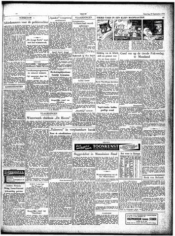 Trouw / De Rotterdammer 1954-09-18
