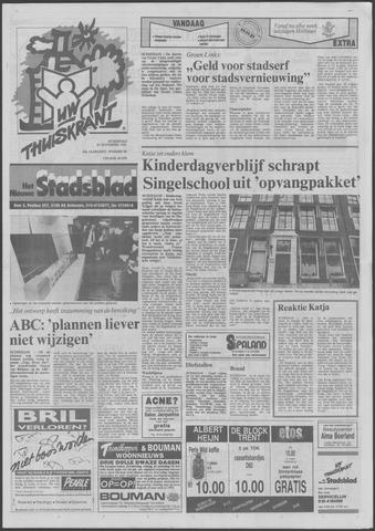 Het Nieuwe Stadsblad 1991-11-20