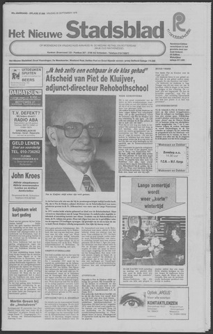 Het Nieuwe Stadsblad 1979-09-28