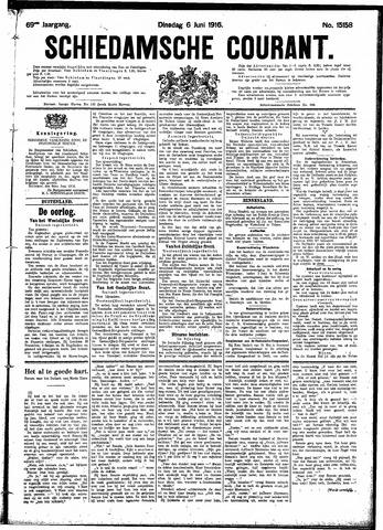 Schiedamsche Courant 1916-06-06