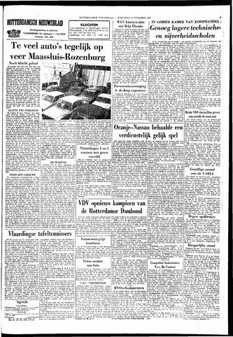 Rotterdamsch Nieuwsblad / Schiedamsche Courant / Rotterdams Dagblad / Waterweg / Algemeen Dagblad 1966-11-09