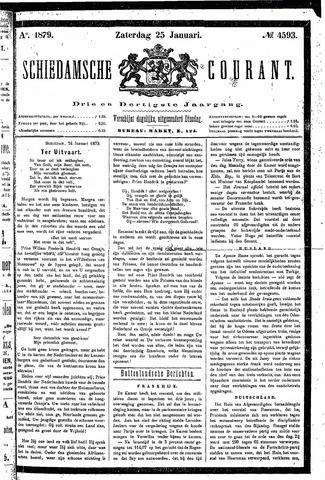 Schiedamsche Courant 1879-01-25