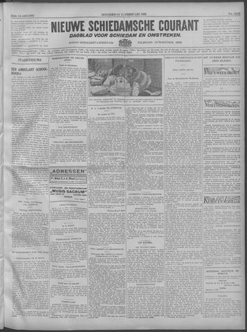 Nieuwe Schiedamsche Courant 1932-02-11