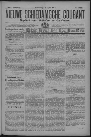 Nieuwe Schiedamsche Courant 1913-04-30