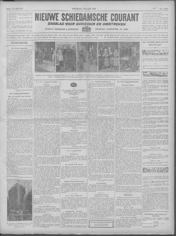 Nieuwe Schiedamsche Courant 1933-03-07