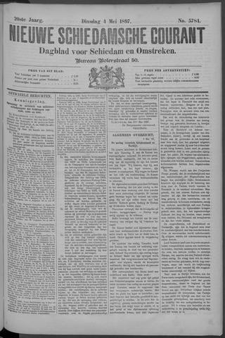 Nieuwe Schiedamsche Courant 1897-05-04