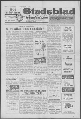 Het Nieuwe Stadsblad 1960-02-19