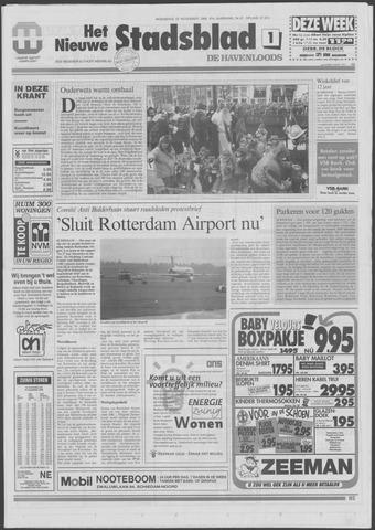 Het Nieuwe Stadsblad 1995-11-22