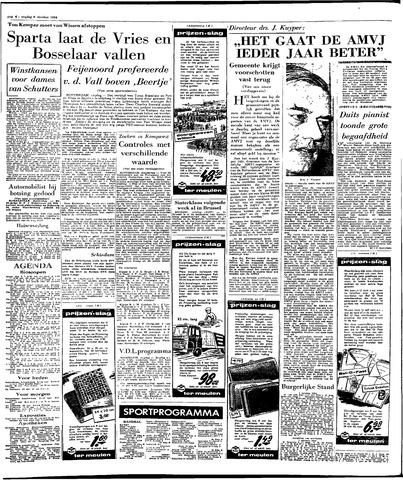Rotterdamsch Parool / De Schiedammer 1964-10-09