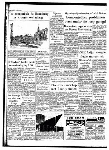 Rotterdamsch Parool / De Schiedammer 1962-10-17
