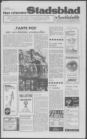 Het Nieuwe Stadsblad 1970-08-28