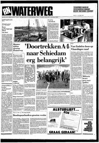 Rotterdamsch Nieuwsblad / Schiedamsche Courant / Rotterdams Dagblad / Waterweg / Algemeen Dagblad 1985-10-11