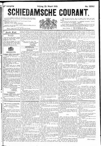 Schiedamsche Courant 1910-03-25