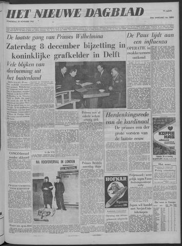 Nieuwe Schiedamsche Courant 1962-11-29