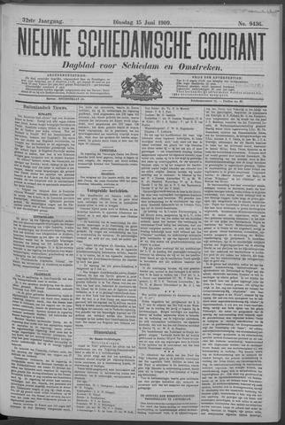 Nieuwe Schiedamsche Courant 1909-06-15