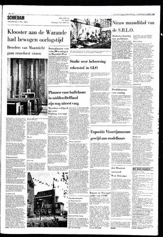 Rotterdamsch Nieuwsblad / Schiedamsche Courant / Rotterdams Dagblad / Waterweg / Algemeen Dagblad 1968-04-27