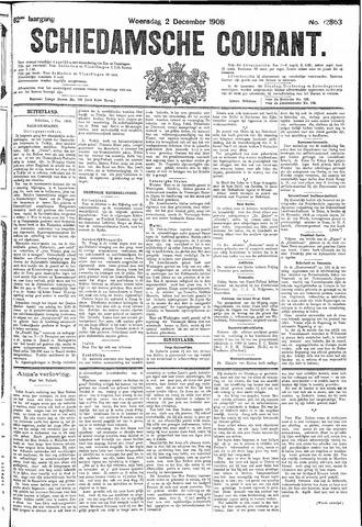 Schiedamsche Courant 1908-12-02
