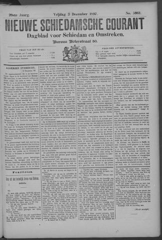 Nieuwe Schiedamsche Courant 1897-12-03