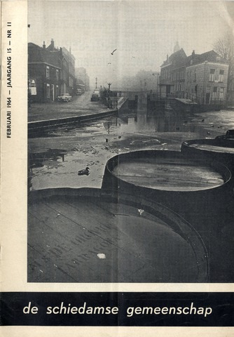 Schiedamse Gemeenschap (tijdschrift) 1964-02-01