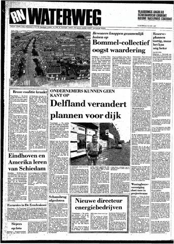 Rotterdamsch Nieuwsblad / Schiedamsche Courant / Rotterdams Dagblad / Waterweg / Algemeen Dagblad 1987-06-25