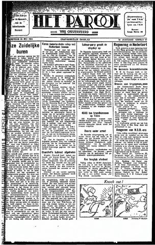 Rotterdamsch Parool / De Schiedammer 1945-05-24