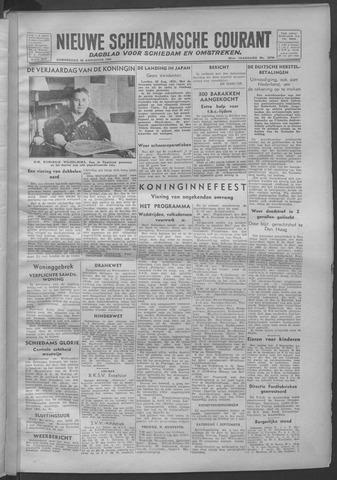 Nieuwe Schiedamsche Courant 1945-08-30