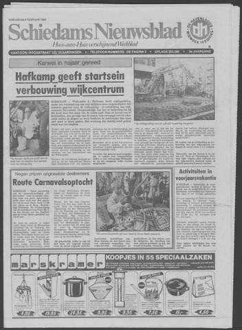 Schiedams Nieuwsblad 1983-02-09