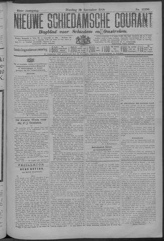 Nieuwe Schiedamsche Courant 1918-11-19