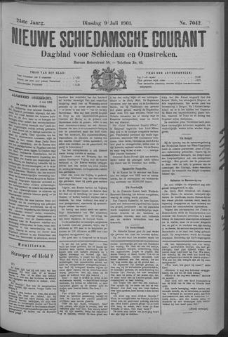 Nieuwe Schiedamsche Courant 1901-07-09