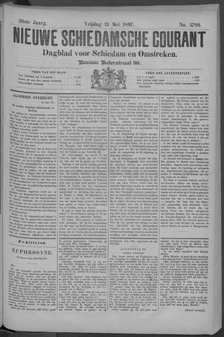 Nieuwe Schiedamsche Courant 1897-05-21