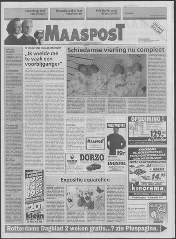 Maaspost / Maasstad / Maasstad Pers 1995-08-09