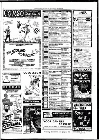 Rotterdamsch Nieuwsblad / Schiedamsche Courant / Rotterdams Dagblad / Waterweg / Algemeen Dagblad 1966-01-05